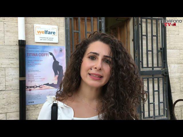 ORTA NOVA, APRE IL CAV - Intervista a Dora Pellullo