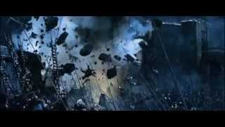 the two towers music video battle of helm s deep beethoven s storm