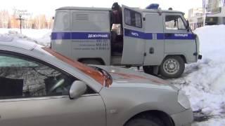 В Томске пытаются сорвать открытие штаба Навального