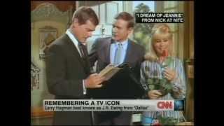 Remembering LARRY HAGMAN - CNN