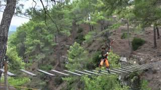 Adventure Park Türkei, Adrenalin Kletterwald