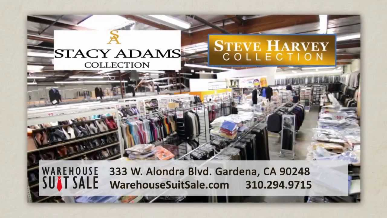 2dc4f6160d Warehouse Suit Sale 2014 Commercial - YouTube