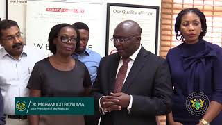 Working Visit to the Ghana Free Zones Authority
