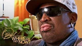 Dennis Rodman Opens Up About His Failed Marriages | Where Are They Now | Oprah Winfrey Network