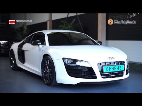 Audi R8 (2007 - 2015) buying advice