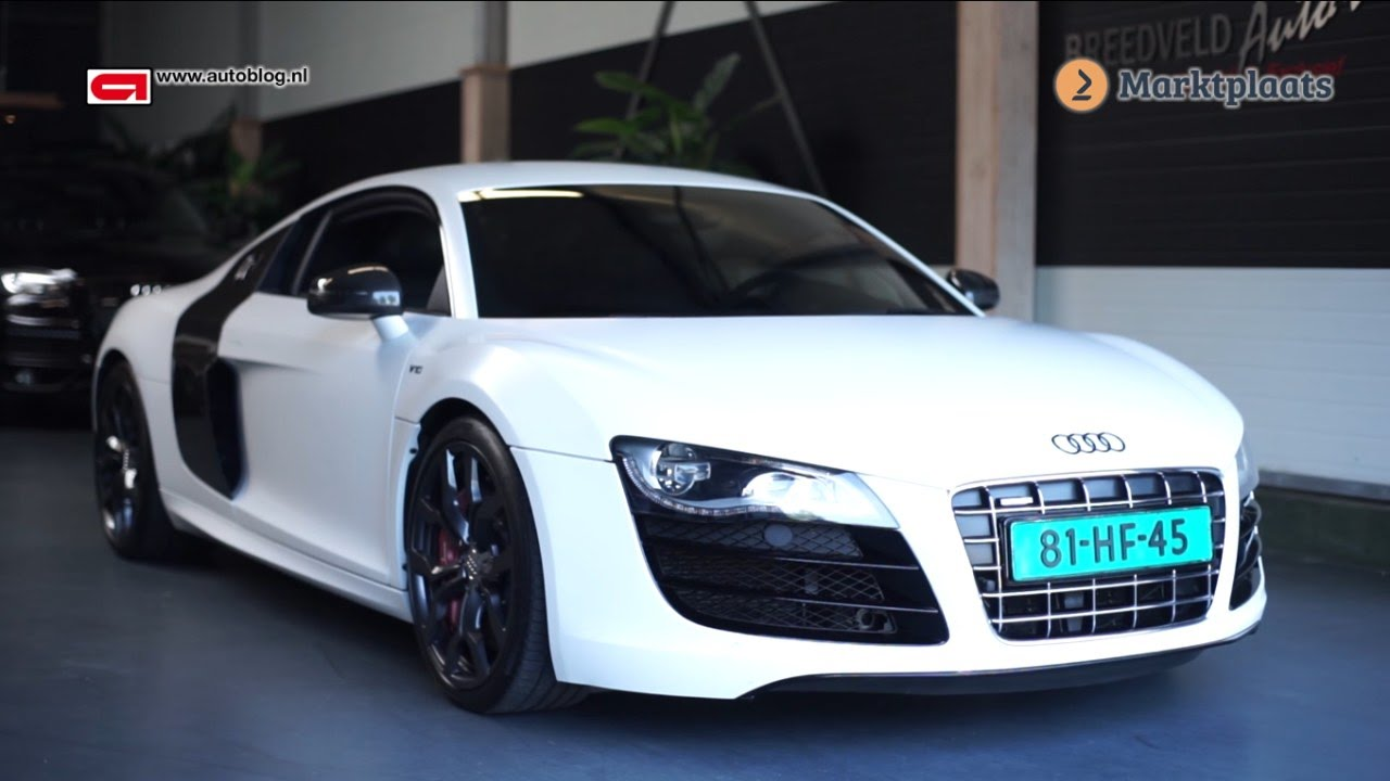 audi r8 2007 2015 buying advice youtube stereo wiring 2009  [ 1280 x 720 Pixel ]