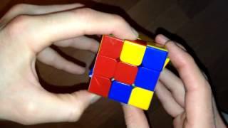 Как собрать кубик Рубика 3х3х3(Самый простой способ сборки кубика Рубика 3х3х3х. В этом видео вы научитесь собирать кубик Рубика 3х3х3 за..., 2015-03-03T10:28:57.000Z)