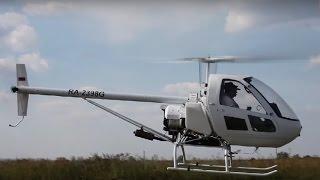 видео Какие двухместные вертолеты можно купить, их цена