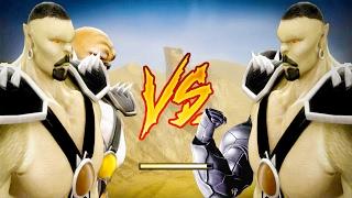 Mortal Kombat Komplete Edition - Kiro & Kintaro Panthor Costume Tag Ladder 4K Gameplay Playthrough thumbnail