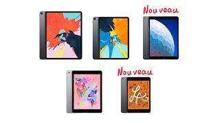 iPad 2019 : Une gamme cohérente ? iPad 検索動画 17