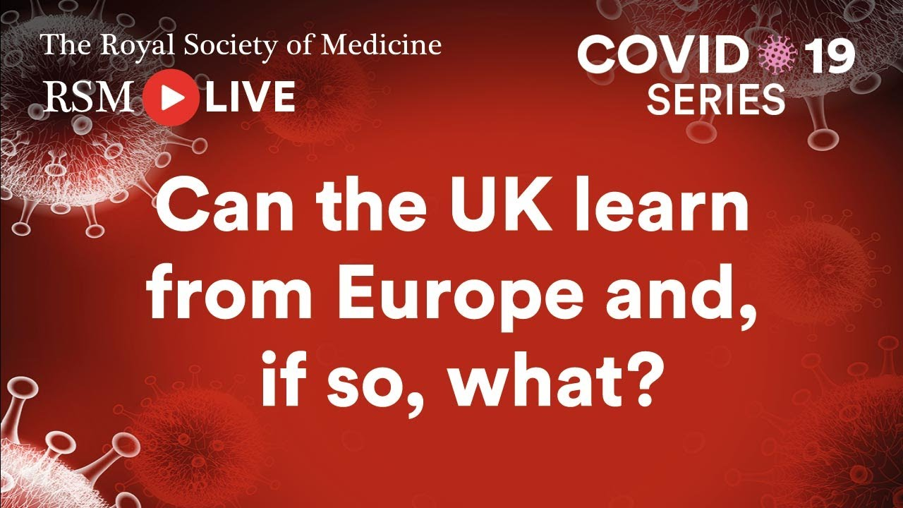 RSM COVID-19 Series | Episode 14: Can the UK learn from Europe and, if so, what?