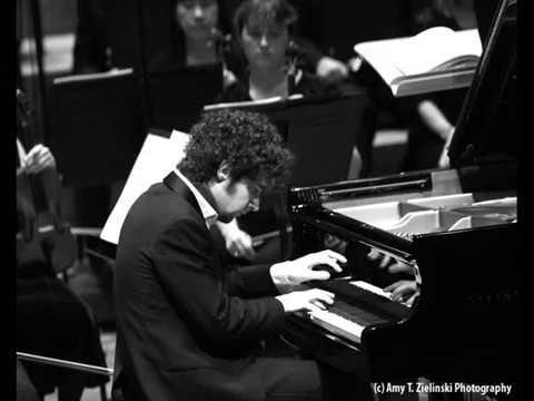 Federico Colli's debut at the Barbican: Rachmaninov Piano Concerto no. 3 (live in London)