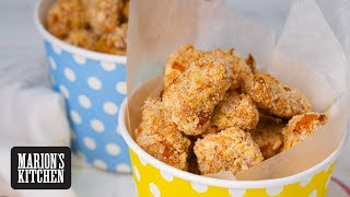 How To: Oven-baked Crİspy Nuggets - Marion's Kitchen
