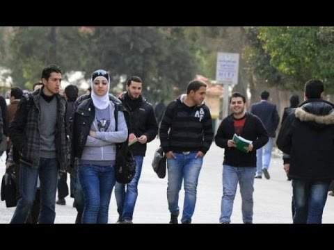 Inside Damascus Campus