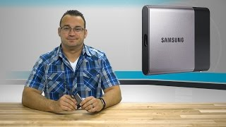 Samsung T3 SSD External Hard Drive Review