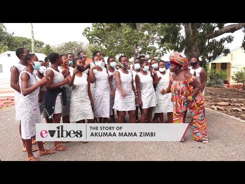 E Vibes with Becky: The Story of  Akumaa Mama Zimbi Part 1 on JoyNews (17-2-21)