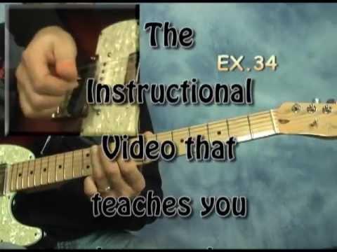 Workin Man Blues Guitar Lesson - By Ken Carlson
