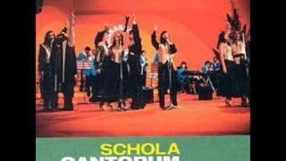 Schola Cantorum -  Wimoweh