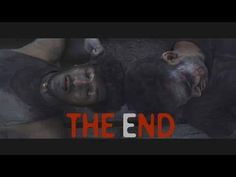 THE END   SHORT FILM