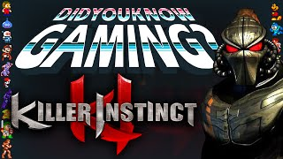 Killer Instinct - Did You Know Gaming? Feat. Maximilian