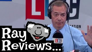 Ray Reviews... Brexit Update