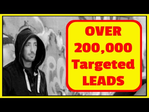Young Living Leads – How To Get 200,000 Leads To Build Your Business