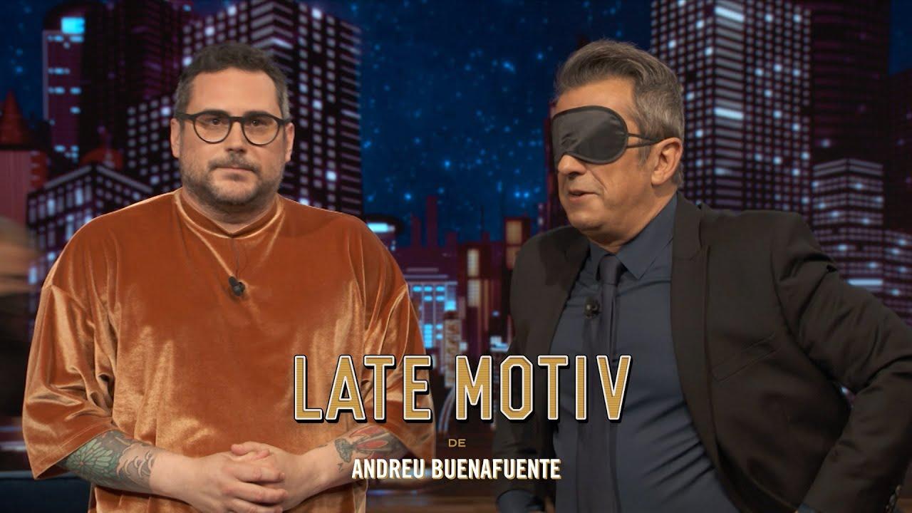 LATE MOTIV - Pere Aznar. La primera vez que Andreu Buenafuente hace esto en TV   #LateMotiv877