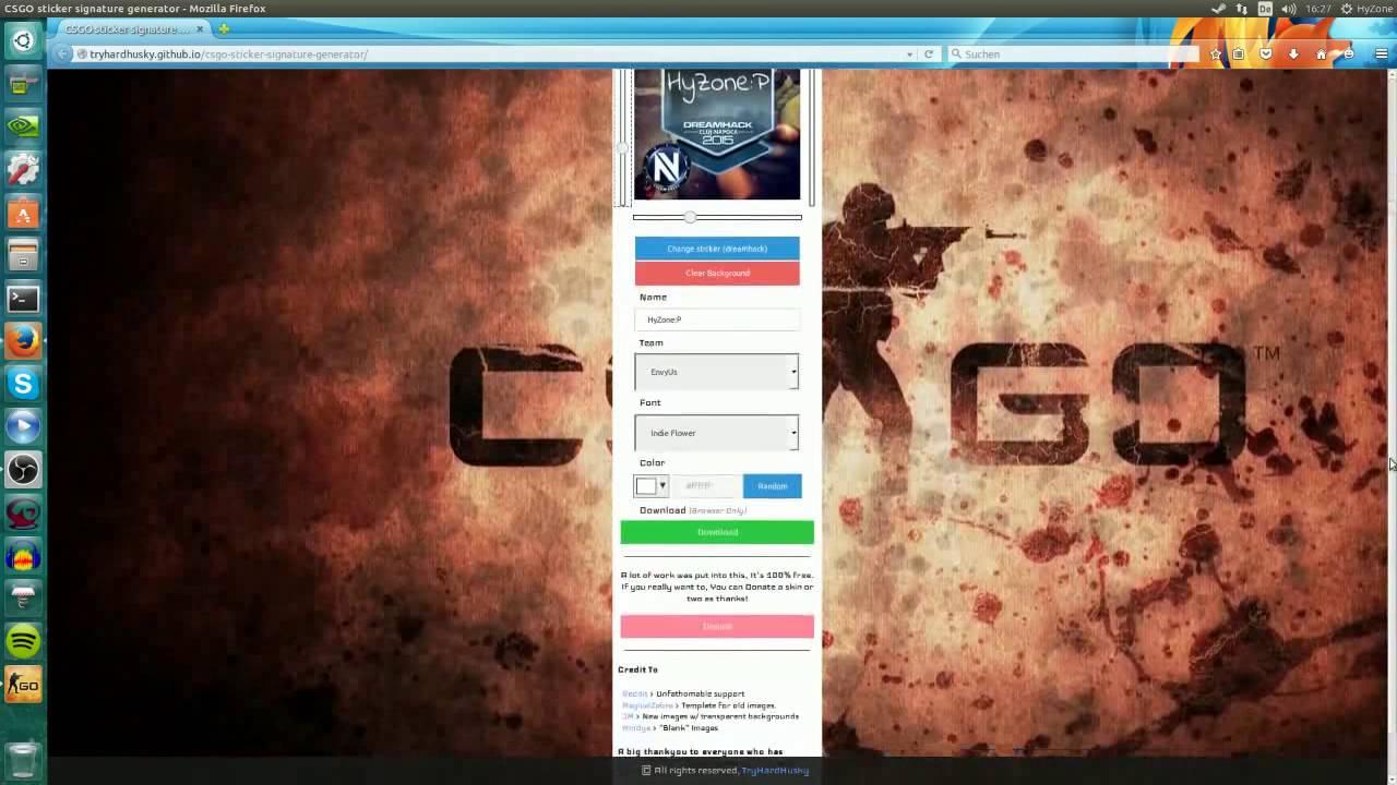 Csgo Profilbild einfaches & professionelles cs:go profilbild erstellen | cs:go - youtube