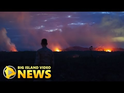 Hawaii Eruption Update, 11 am Conference Call (May 16, 2018)