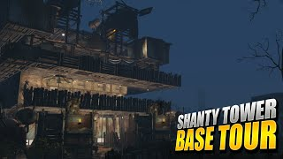 Shanty Tower - Fallout 4 (BASE TOUR)