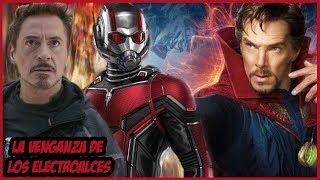 La Razón por la que Doctor Strange le dio la Gema del Tiempo a Thanos – Teoría Avengers Endgame