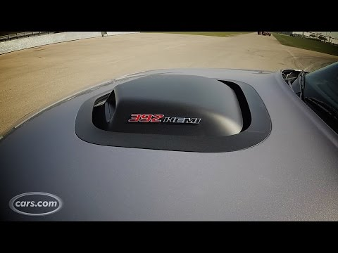 2016 Dodge Challenger Shaker Exhaust Note