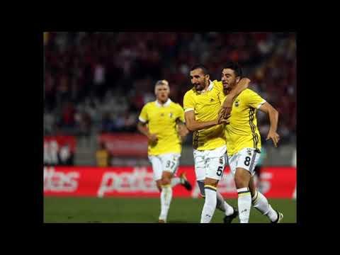 Fenerbahçe SK. Yeni gol müziği Freed from desire (stadyum versiyon)