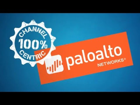 Why Partner with Palo Alto Networks?