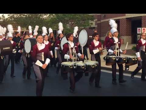 Lockport Township High School Marching Porters 2017