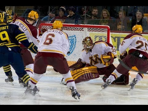 Highlights: Gophers Men