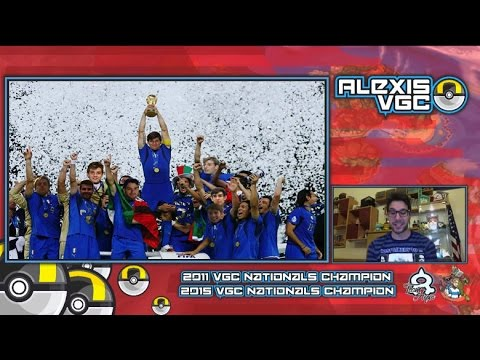 Victory Road - Challenge : Italy Vs Us West (World Cup of VGC FINAL)
