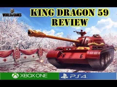 World of Tanks - King Dragon Type 59 Review