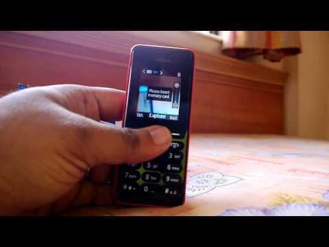 Nokia 108 Unboxing & First Impression