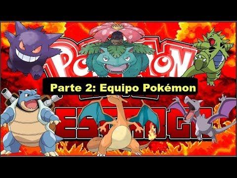 ¡¡¡El mejor hack rom que podrás encontrar!!! Pokemon Battle parte 2: Armando el equipo Pokemon