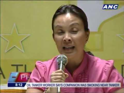 Loren: Fellow Team PNoy bet behind condo controversy