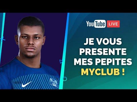 PES 2021 : Présentation de mon club et mes débuts en live !