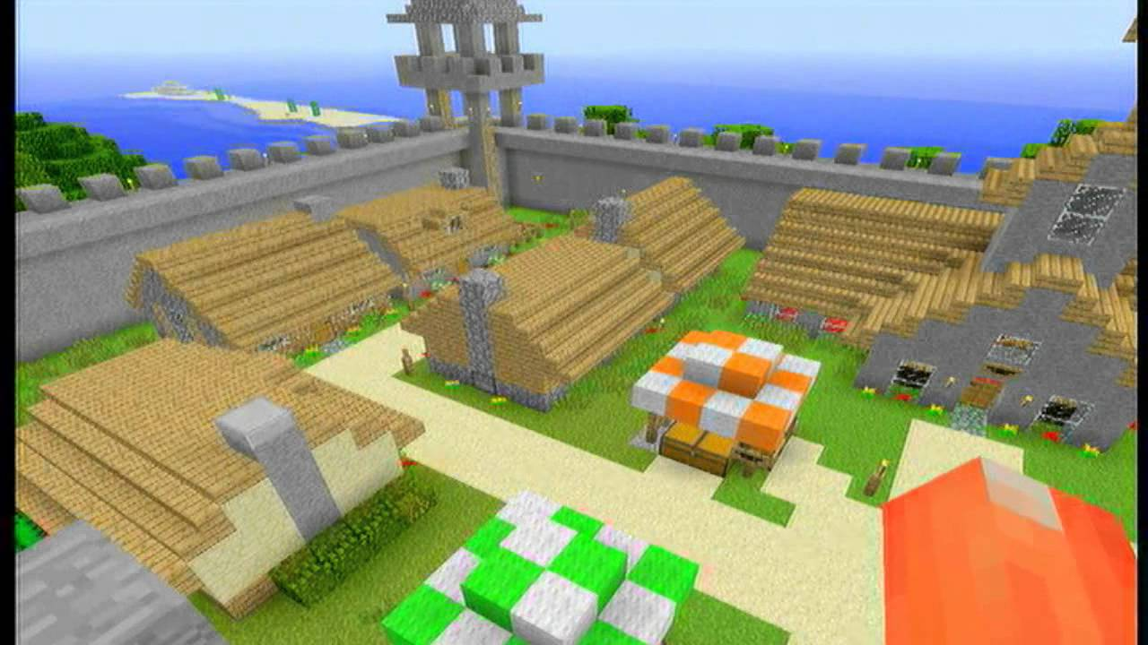 Pictures of Minecraft Castle Ideas Xbox 360 - #rock-cafe