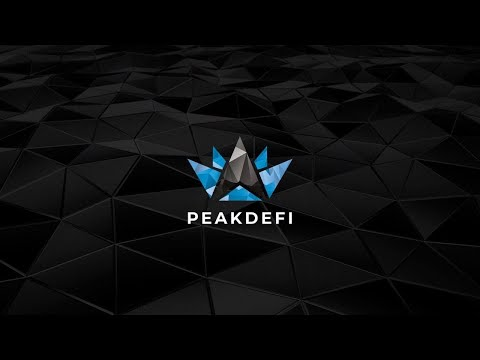 PEAKDEFI - A decentralized asset management fund created to grow your wealth