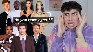 Reacting To Brit Awards 2020 Outfits (fire ur stylist)