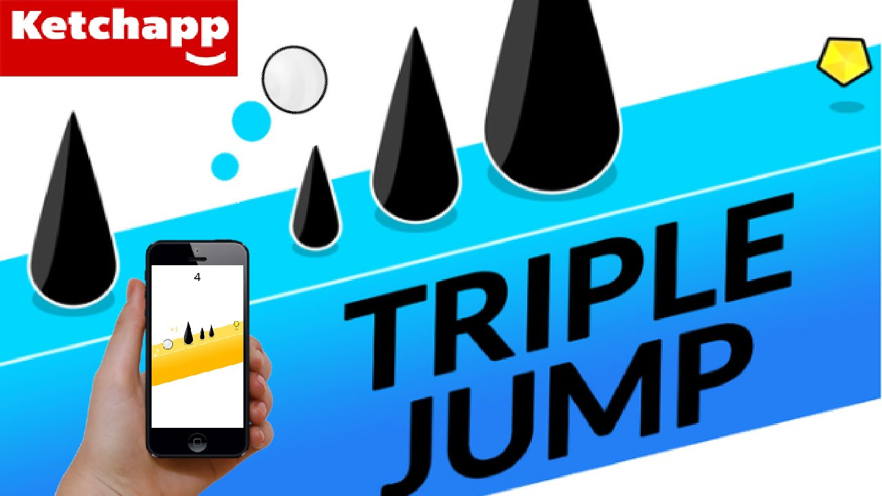 how to triple jump farther