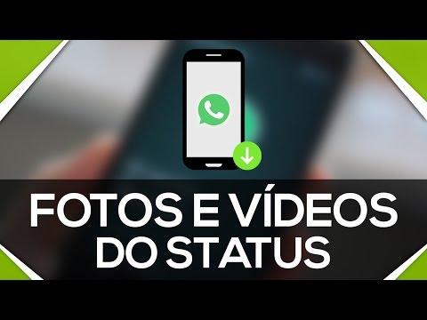 Como baixar fotos e vídeos do status do Whatsapp | SEM APLICATIVOS | DICA SECRETA
