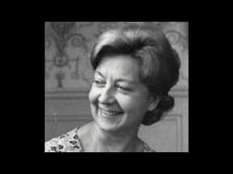 Jacqueline Bonneau (Robin) & Geneviève Joy: G. Fauré - Dolly Suite Op.56 - Mi-a-ou
