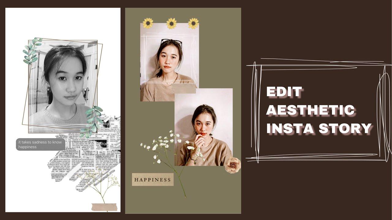 Tutorial Edit Aesthetic Insta Story Lockscreen Wallpaper Android Iphone Satu Aplikasi Picarts Youtube
