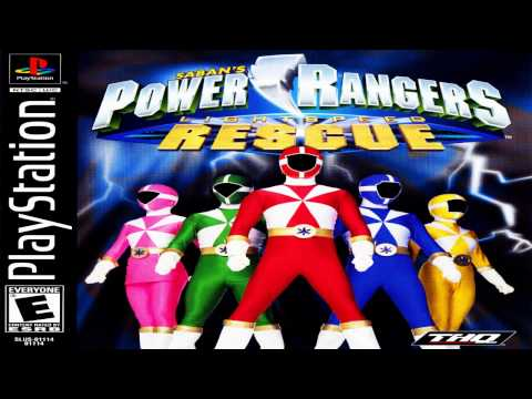 Power Rangers Lightspeed Rescue (PS1) OST - Opening Theme [Extended] [HQ] [MP3 Download]